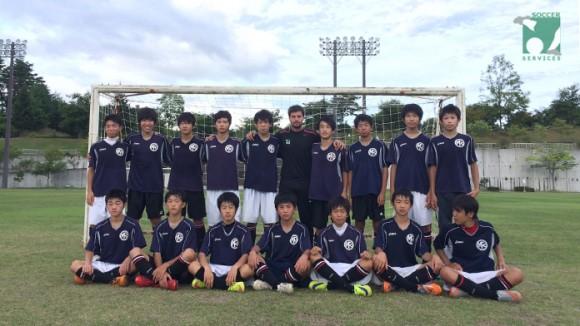 水沢FC(U-15)