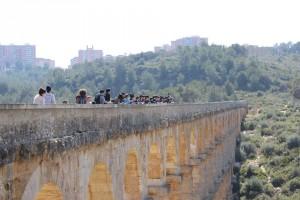 タラゴナ観光_水道橋
